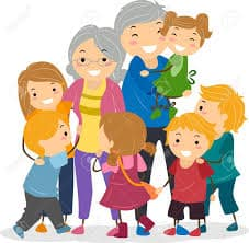 Rencontre et gratitude entre générations