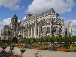 Bonheur et Cathédrale de Bourges