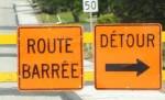 Comment se rebiffer face à une route barrée