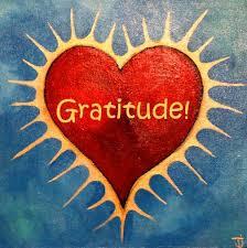 Gratitude et merci
