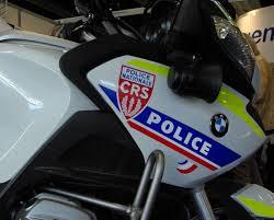 la police sur les lieux de l'accident