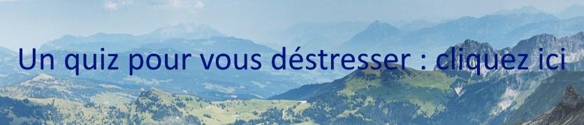 Quiz Stress Météo