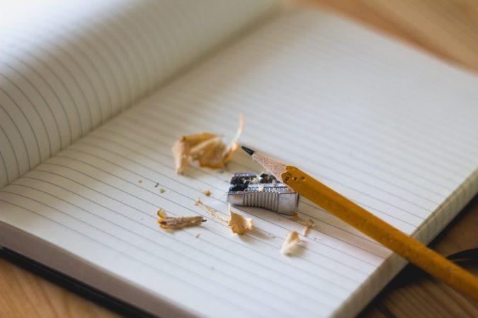 Ecrire, est-ce facile ?