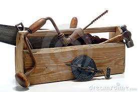 Danser une valse avec une caisse à outils