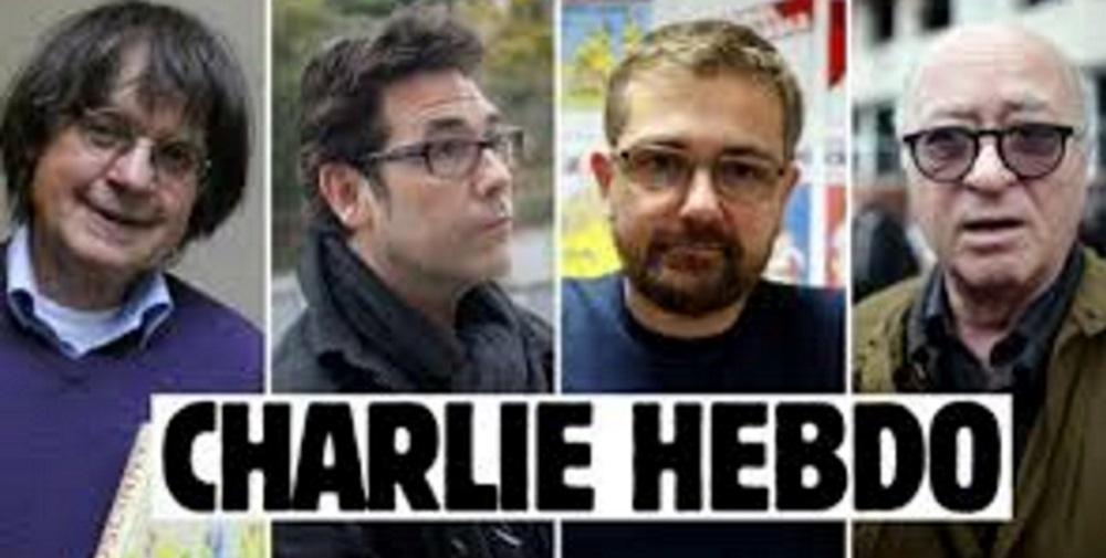 « Je suis Charlie », hommage et revendication de l'expression libre