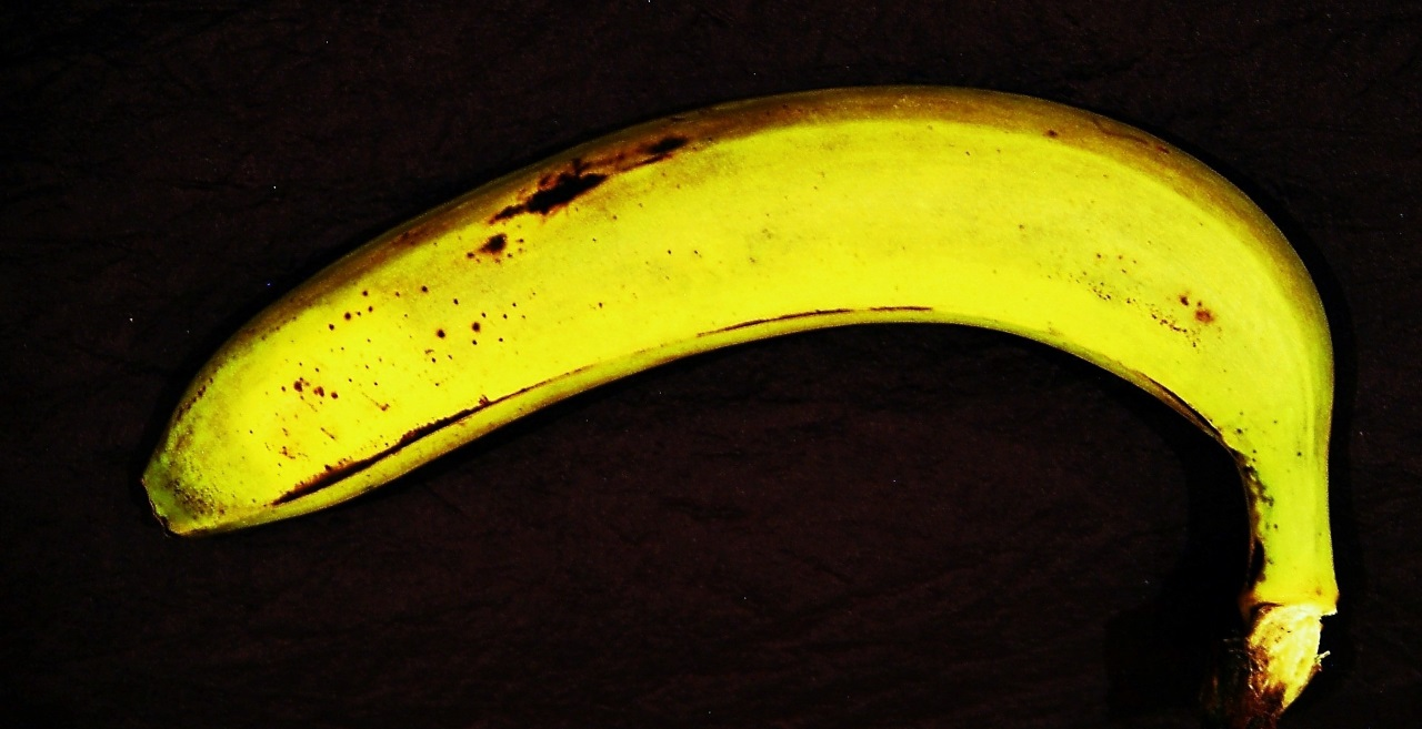 Peau de banane meurtrière